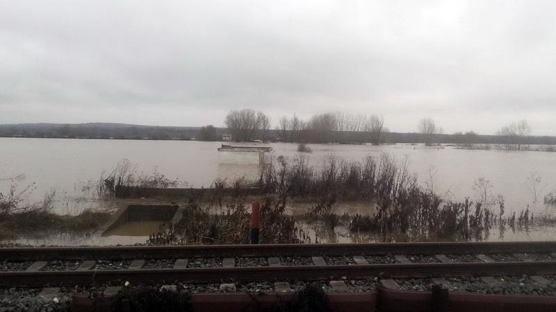 Η ΟΑΣΕ για τις νέες καταστροφικές πλημμύρες σε χωριά του Δήμου Σουφλίου