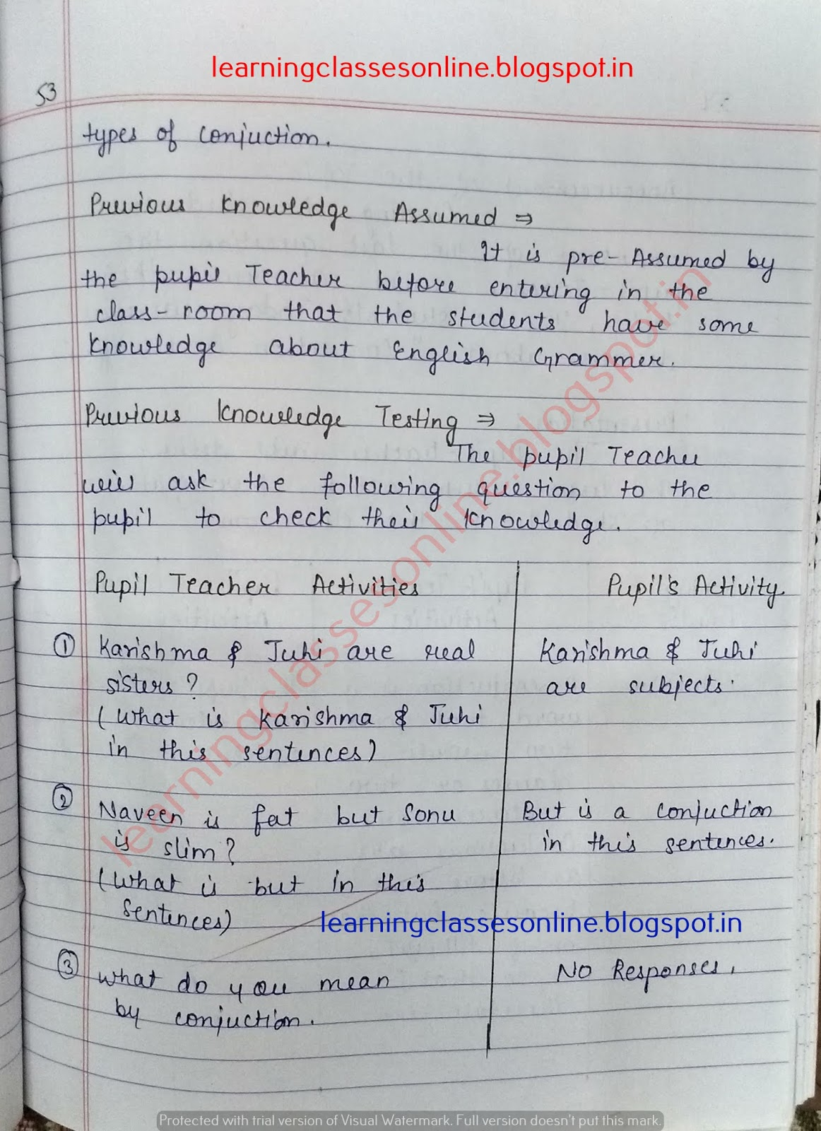 lesson plan for grade 1 english, lesson plan for grade 3 english,