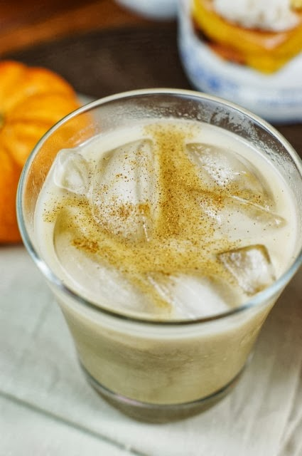 Pumpkin Spice White Russians with 40 other Cocktail and Appetizer Recipes to get your party started!