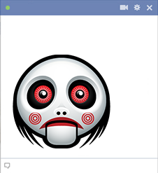 Jigsaw icon for Facebook