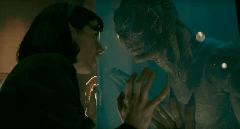 LA FORMA DEL AGUA, de Guillermo del Toro - protagonistas