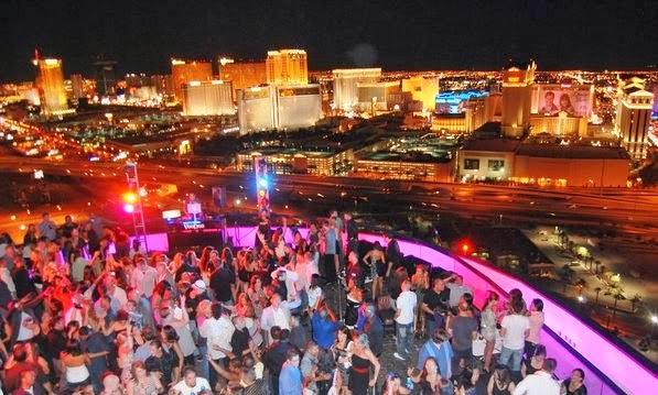 VooDoo Rooftop Balada Las Vegas