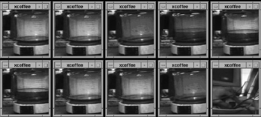 أول كاميرا ويب تقوم بالبث المباشر