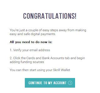 Cara Mendaftar Di Skrill dan Menautkan Ke Bank Lokal