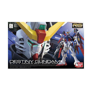 Bandai RG ZGMF-X42S Destiny Gundam Model Kit [1:144]