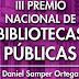128 instituciones aspiran al Premio Nacional de Bibliotecas Públicas 'Daniel Samper Ortega'