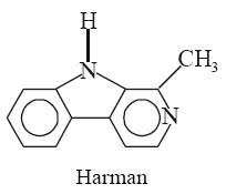 Harman-Synonyms Aribine; Loturine; Passiflorin; 2-Methyl-b