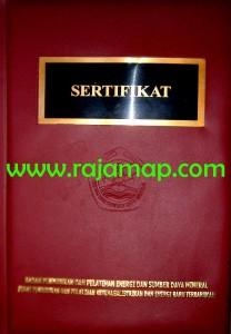 map sertifikat stf 002