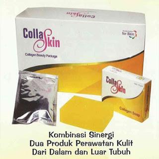 Collaskin PT. Natural Nusatara Yogyakarta untuk Kesehatan Kulit