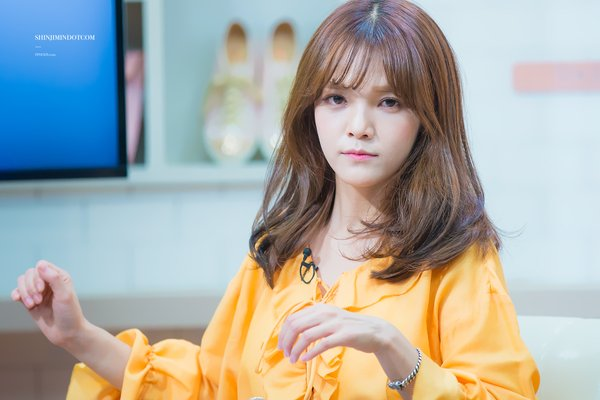 Aoa Jimin Upgrades Her Visual With New Hairstyle Daily