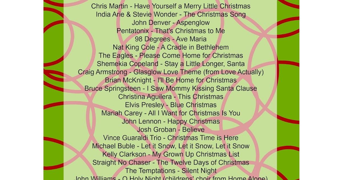 Lindsay's Sweet World: Lindsay's Sweet World's Ultimate Christmas ...