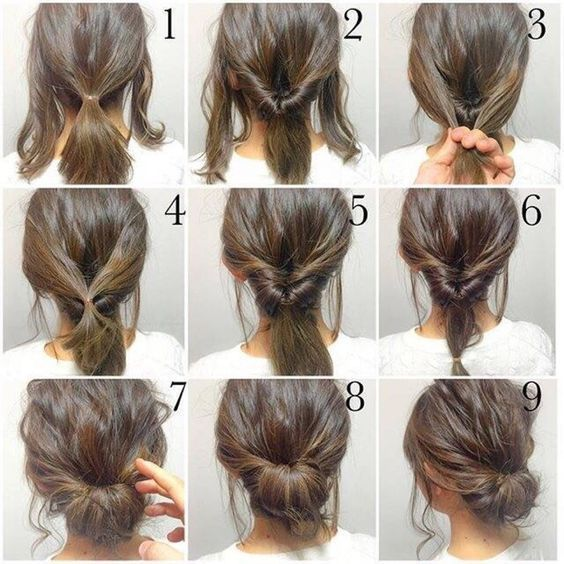 62 Easy Hairstyles Step By Step Diy