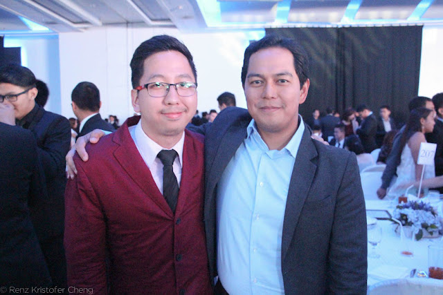 Christian G Lauron and Renz Cheng