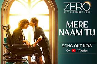 Mere Naam Tu Chords- Zero
