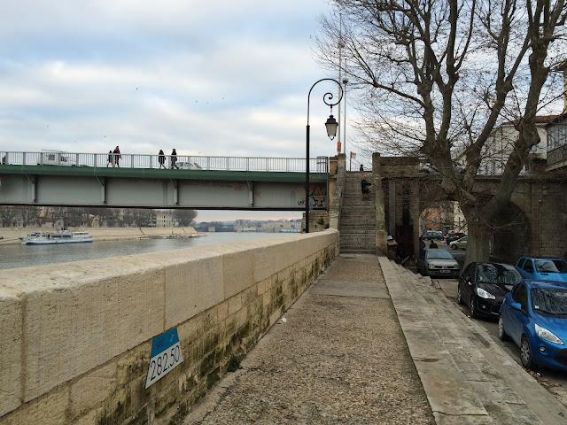 トランケテイユ橋(Le Pont de Trinquetaille)