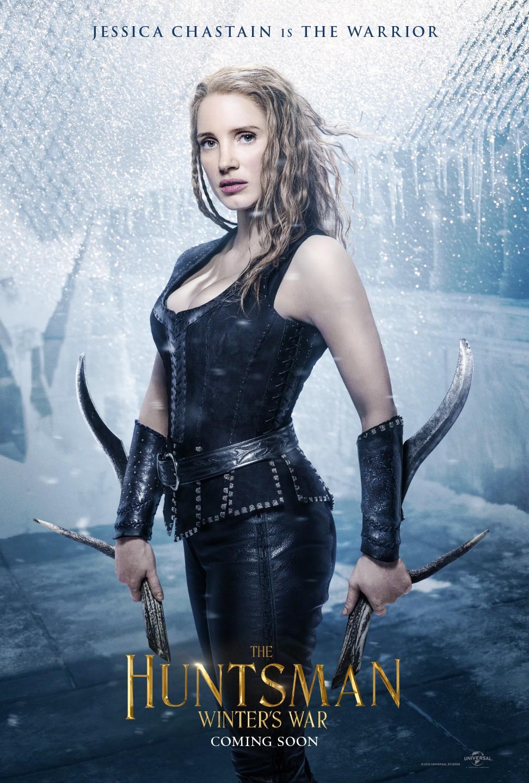 Jessica Chastain (Sara)
