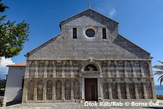 katedrala Uznesenja Blažene Djevice Marije Rab