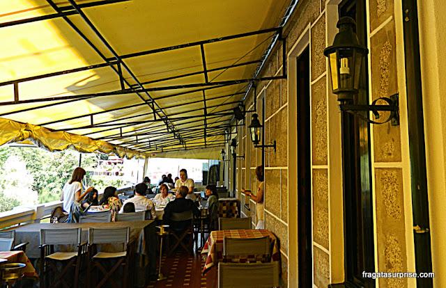 Restaurante Zé da Calçada, em Amarante