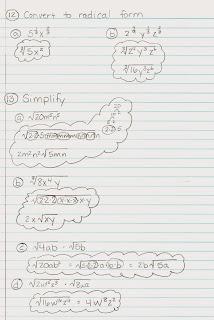 Algebra Alerts (Algebra 1 and 2)