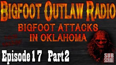 Bigfoot Attack Oklahoma