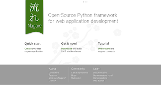 15 of the best Python frameworks for web developers http://www.nkworld4u.in/