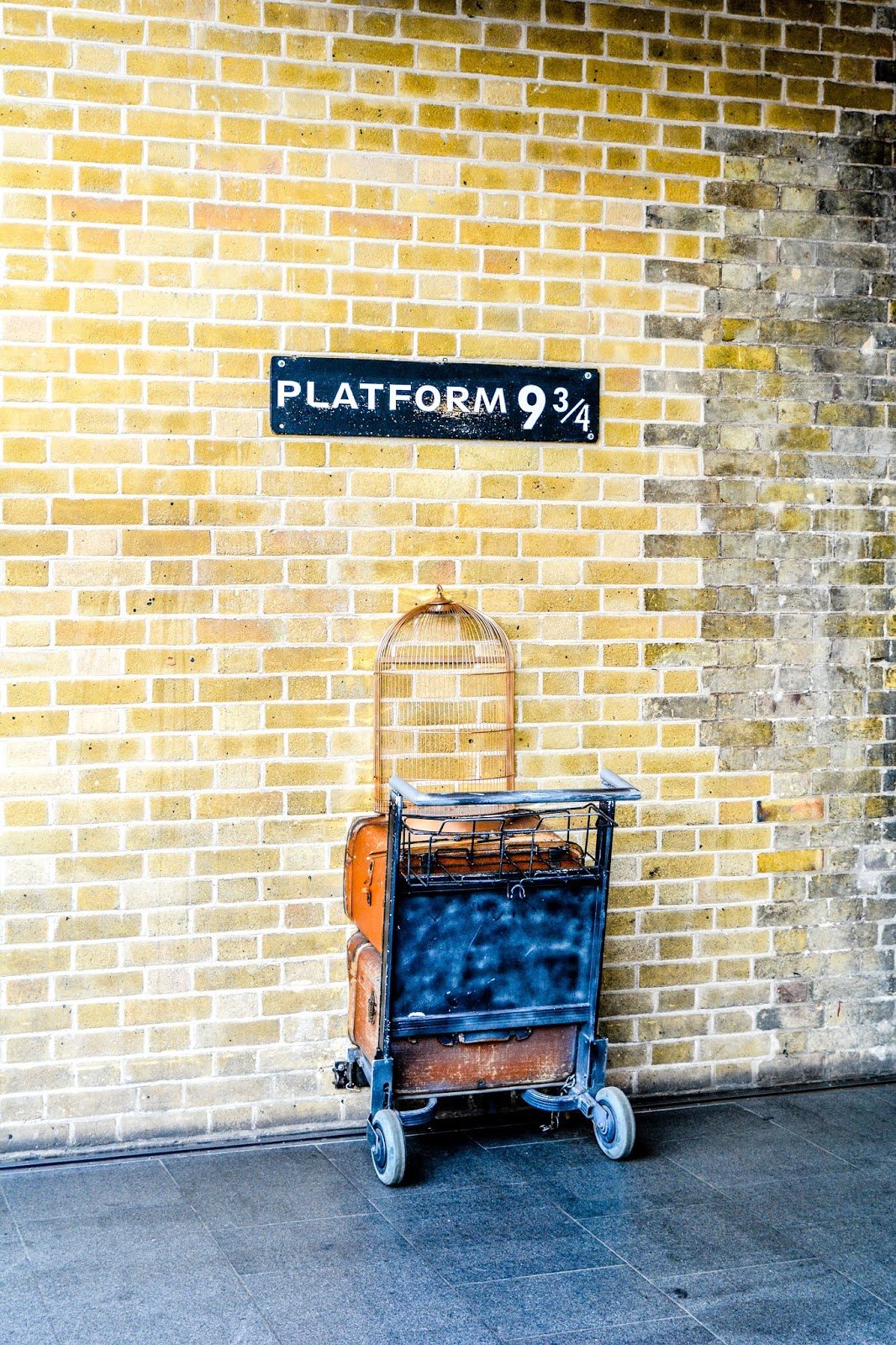 King's Cross Platform 9 ¾