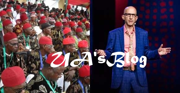 Igbo apprenticeship system is world's largest business incubator platform – Robert Neuwirth