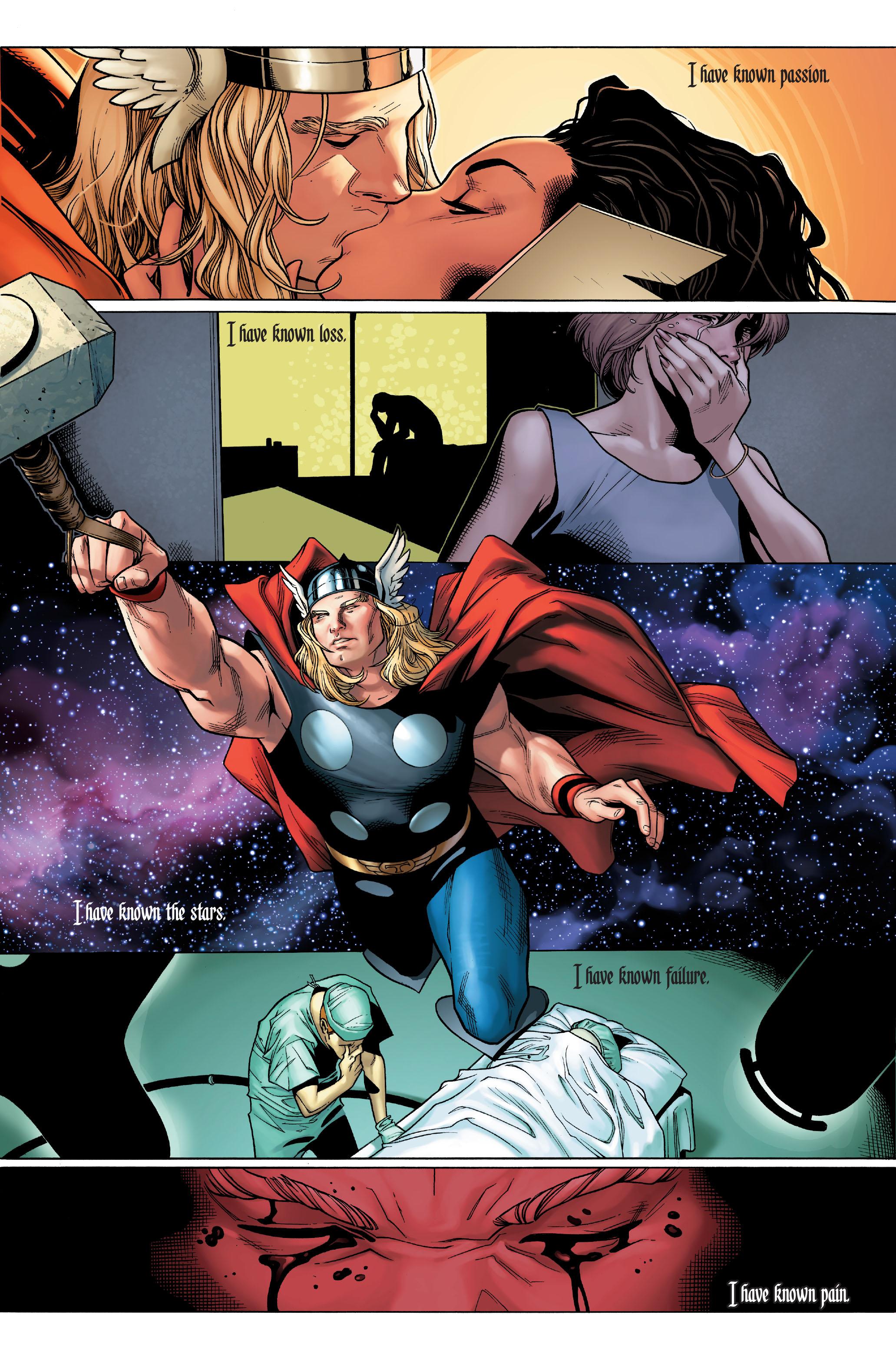 Thor (2007) Issue #1 #1 - English 4