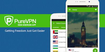 PureVPN Apk Android App Free