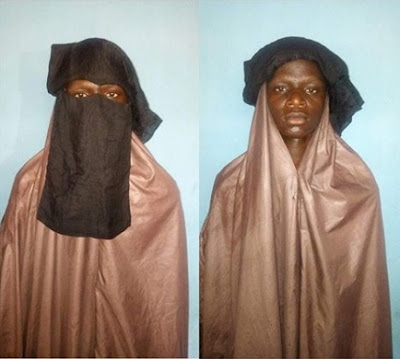 Kidnappers Who Disguised As Women In Hijab Arrested By Police