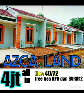 AZKA LAND AMAZING RESIDENCES