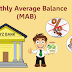 How is Monthly/Quarterly Average Balance Calculated In The Bank Account?