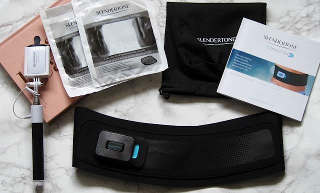 Selection of slendertone kit