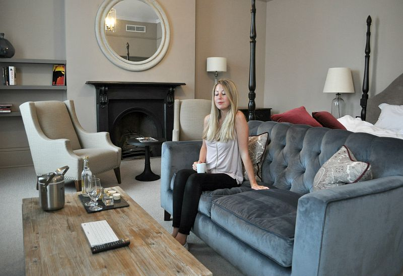 A luxury stay at the Kings Head Cirencester