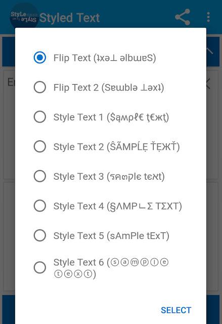 cara membuat tulisan terbalik dari kanan ke kiri