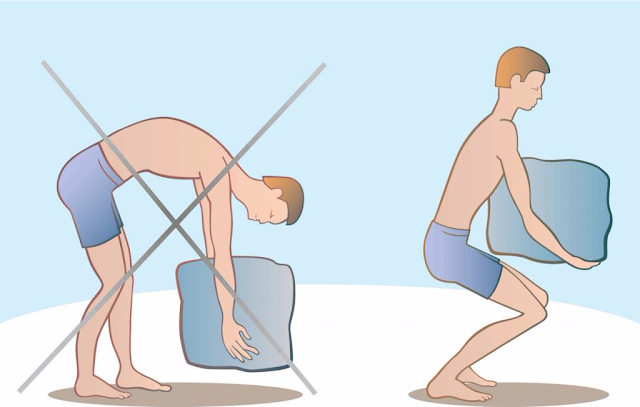 Back Pain Relief : Good Habits to Reduce Pain 1