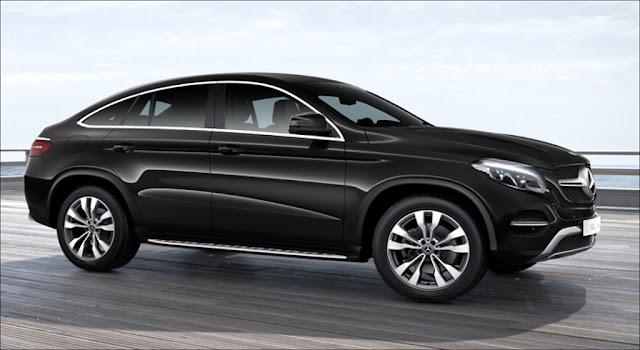 Mercedes GLE 400 4MATIC Coupe 2019 là dòng xe địa hình cao cấp của Mercedes, thiết kế thể thao, mạnh mẽ