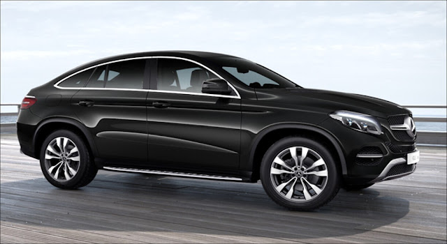 Mercedes GLE 400 4MATIC Coupe 2019