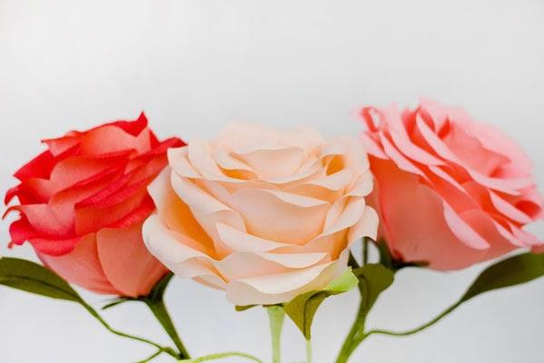 2- diy :des idées originales pour fabriquer un joli bouquet de