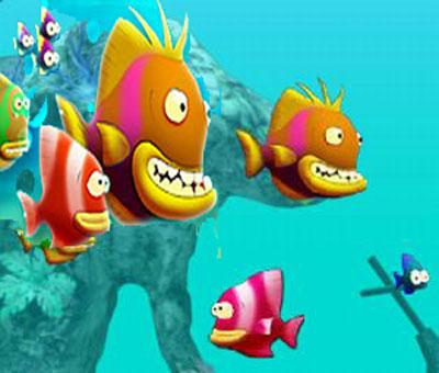 تحميل لعبة الأطفال والمغامرات حكايات السمكة Fish Tales للكمبيوتر مجانا