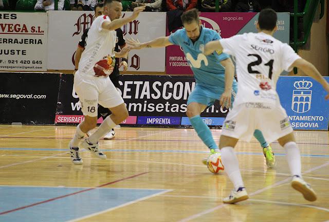 Victoria de Jaén Paraíso Interior frente Movistar Inter en un vibrante  encuentro (4-5) ab7f2012914c5