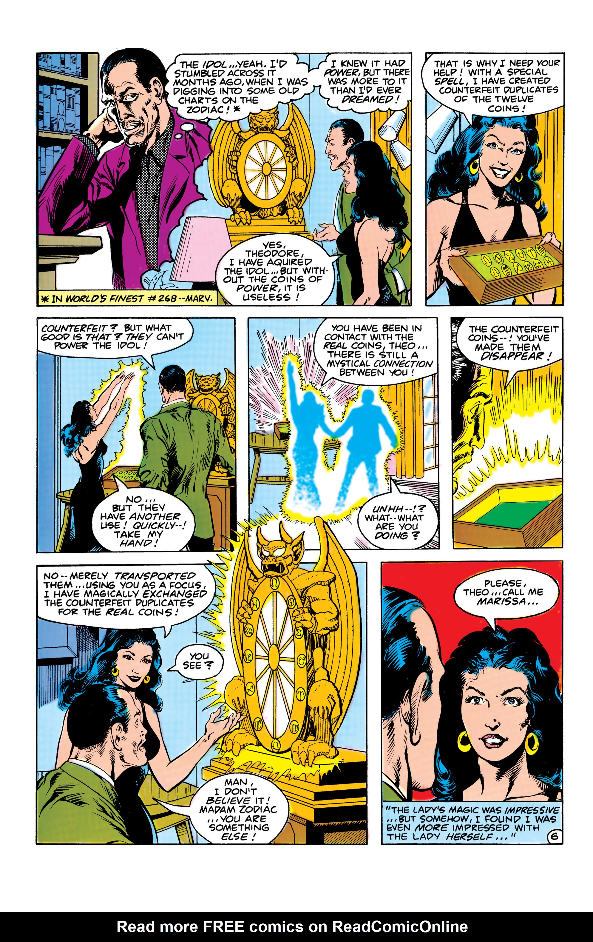 Read online World's Finest Comics comic -  Issue #286 - 7