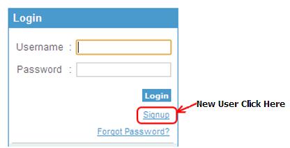 irctc login registration