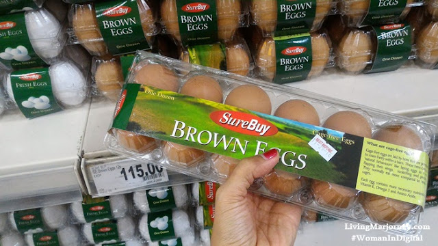 Shopwise Surebuy Brown Eggs