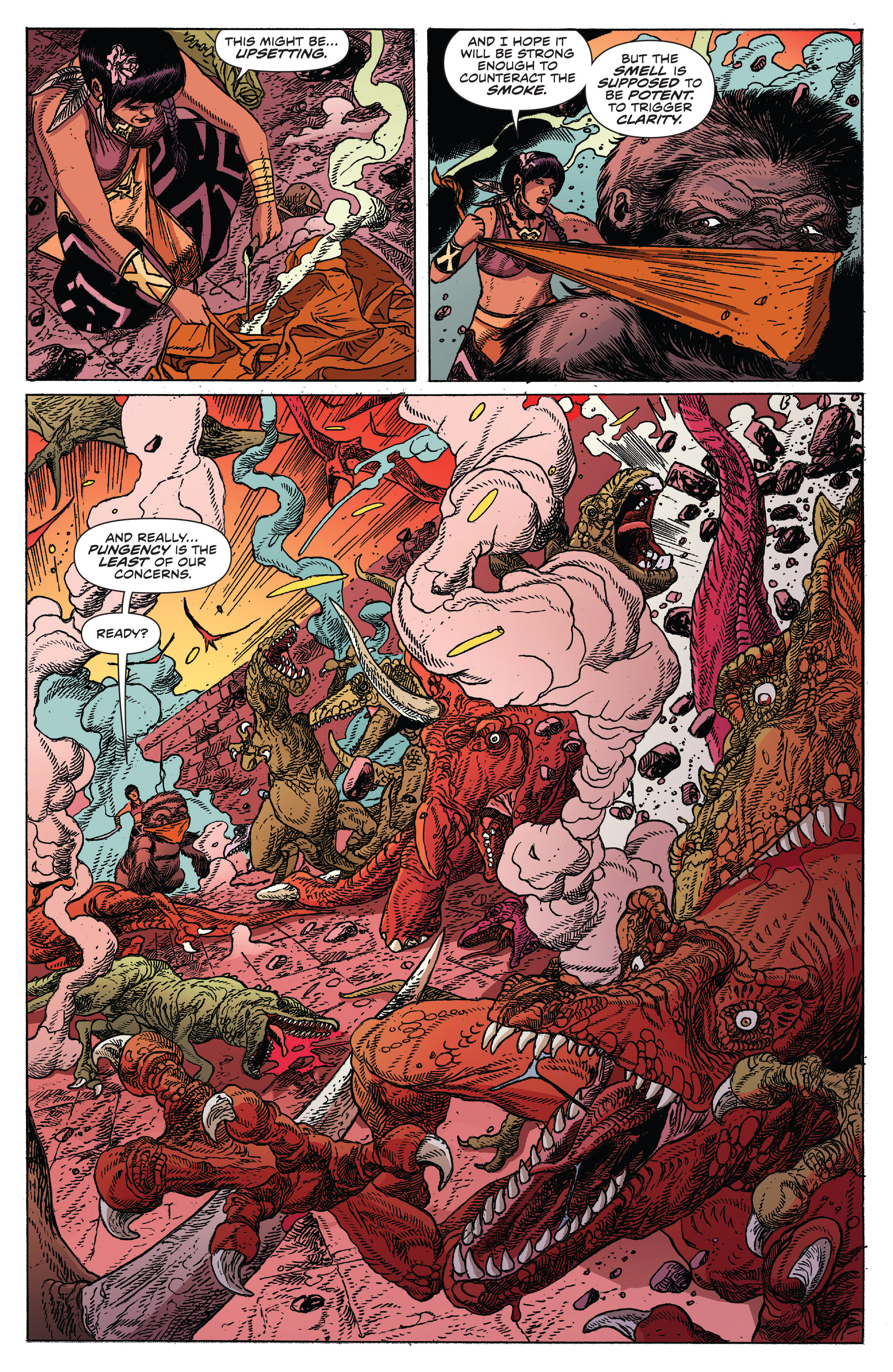 Read online Kong Of Skull Island comic -  Issue #12 - 3
