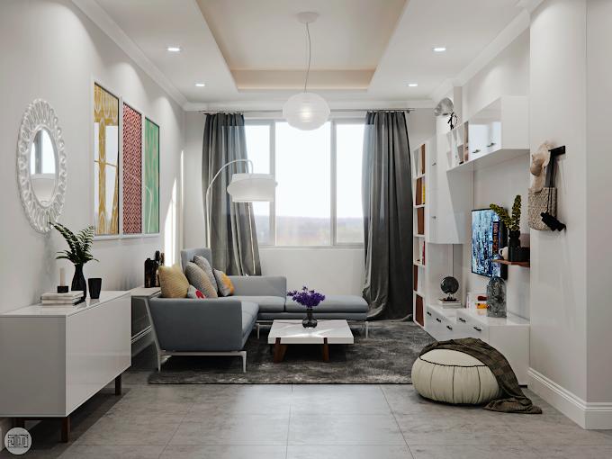 Apartment Interiors, Kuwait