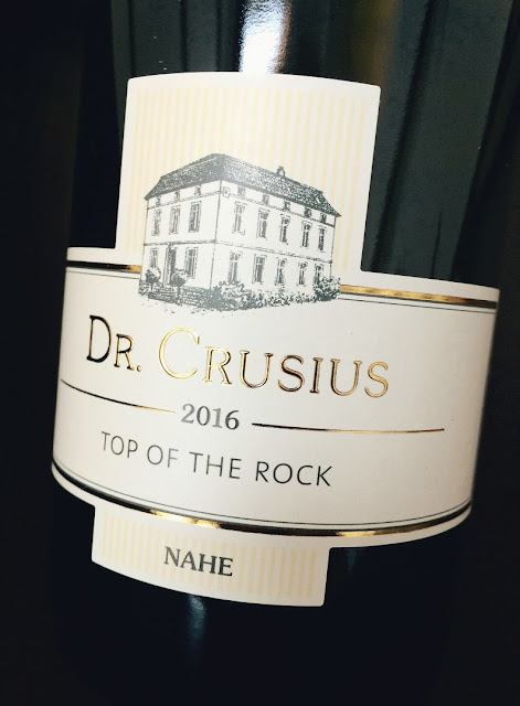 Wein Top of the Rock Weingut Dr. Crusius