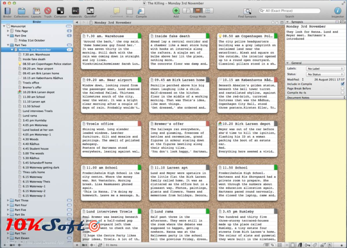 Scrivener Latest Version Direct Link Download