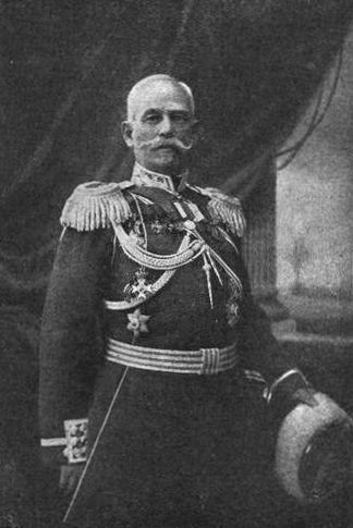 Генерал Иван Думбадзе