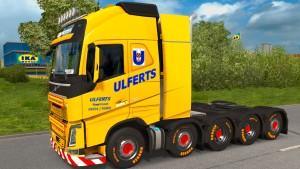 Volvo 2012 8×4/10×4 Ulfers mod 5.0